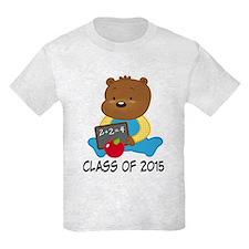 Class of 2015 Teddy Bear T-Shirt