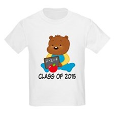 Class of 2015 Teddy Bear T-Shirt