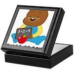 Class of 2015 Teddy Bear Keepsake Box
