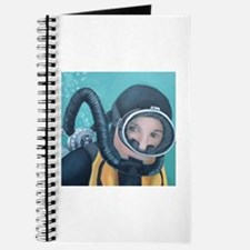 Double Hose Diver Journal