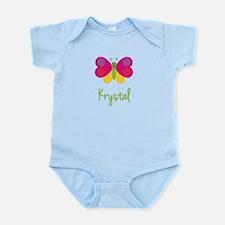 Krystal The Butterfly Infant Bodysuit