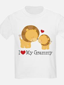 I Heart My Grammy T-Shirt