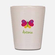 Antonia The Butterfly Shot Glass