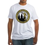 China Hong Kong LDS Mission C Fitted T-Shirt