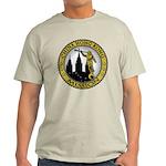 China Hong Kong LDS Mission C Light T-Shirt