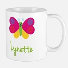 Lynette The Butterfly Small Mugs