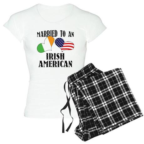 Married Irish American Women's Light Pajamas