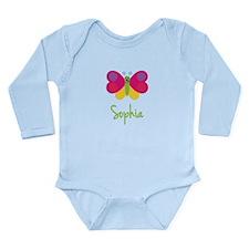 Sophia The Butterfly Onesie Romper Suit