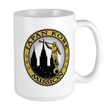 Japan Kobe LDS Mission Classi Mug