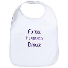 Future Dancer Bib