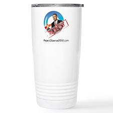 Reject Obama 2012 Travel Mug