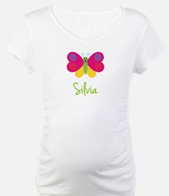 Silvia The Butterfly Shirt