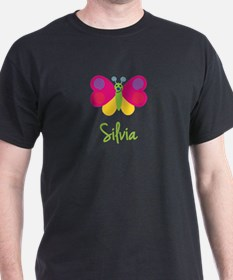 Silvia The Butterfly T-Shirt