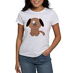 Brown Puppy Women's T-Shirt