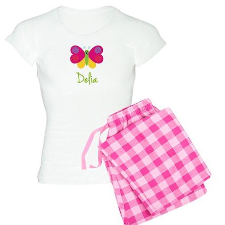 Delia The Butterfly Women's Light Pajamas