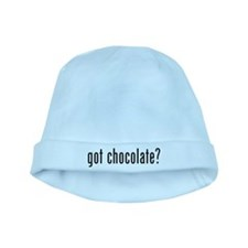 Got Chocolate? baby hat