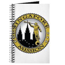 Singapore LDS Mission Classic Journal