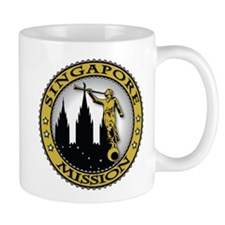Singapore LDS Mission Classic Small Mug