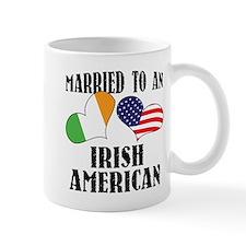 Married Irish American Mug