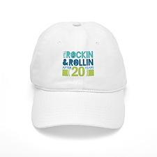 20th Anniversary Rock N Roll Baseball Cap