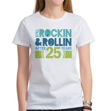 25th Anniversary Rock N Roll Tee
