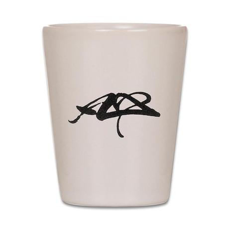 ASHINA moliuji Shot Glass