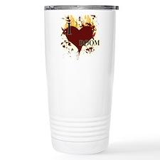 I Heart Doom - Travel Mug