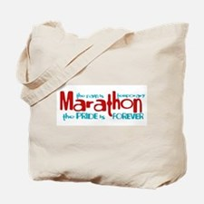Marathon- The Pride is Forever Tote Bag
