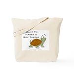 Marry a Box Turtle Cornyn Tote Bag