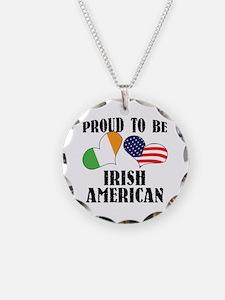 Proud Irish American Necklace