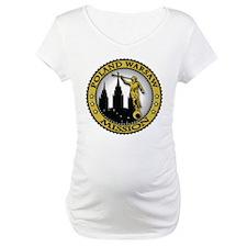 Poland Warsaw LDS Mission Cla Shirt