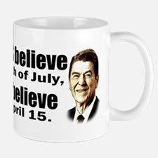Reagan Quote - Republicans believe every day is M