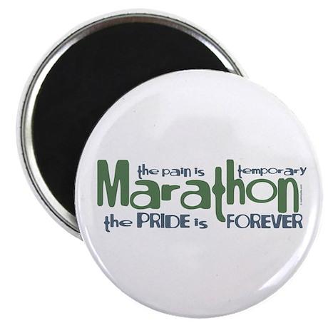 Marathon- The Pride is Forever Magnet