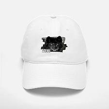 black wolf Baseball Baseball Cap