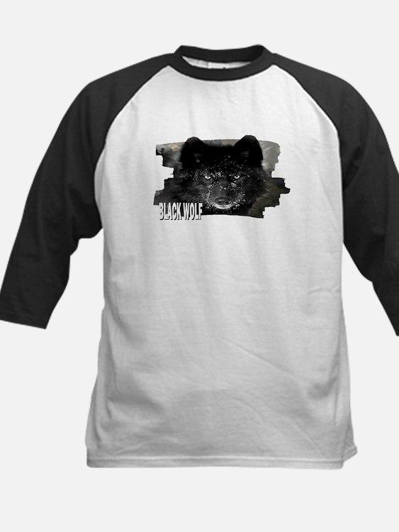 black wolf Tee