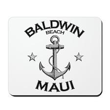 Baldwin Beach, Maui Mousepad