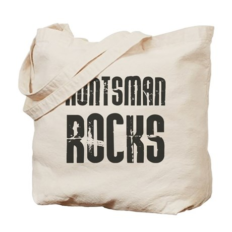 Jon Huntsman Rocks Tote Bag