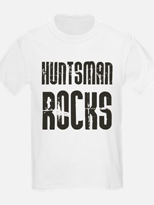 Jon Huntsman Rocks T-Shirt