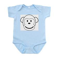 the mono monkey Infant Creeper