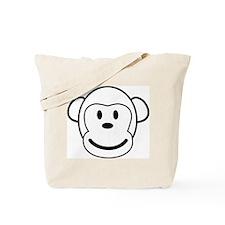the mono monkey Tote Bag