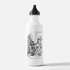 Raise Your Salary Water Bottle