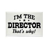 \'m the director Magnets
