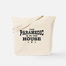Funny Paramedic Tote Bag