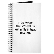 Wife's Head Journal