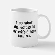 Wife's Head Mug