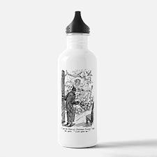 Christmas Present Water Bottle