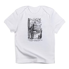 Christmas Present Infant T-Shirt