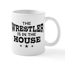 Funny Wrestler Mug