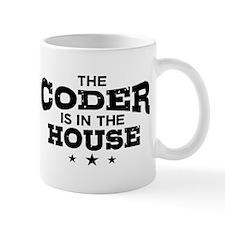 Funny Coder Mug