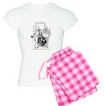 Leave It Alone Women's Light Pajamas